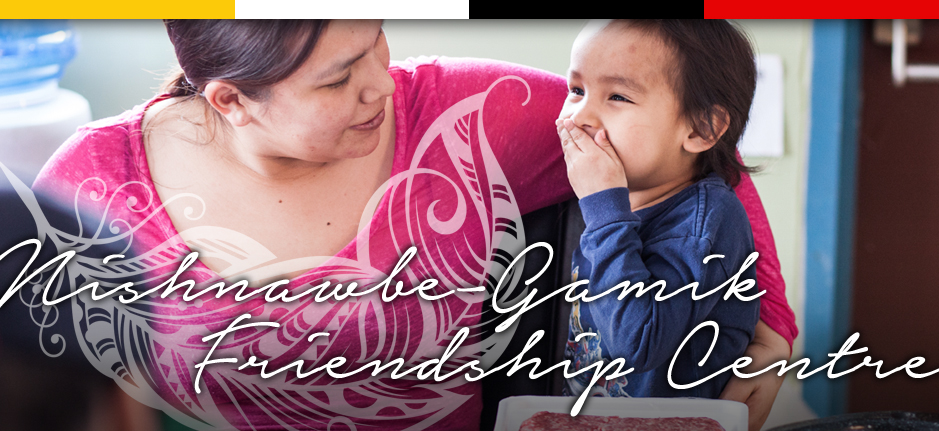 Nishnawbe-Gamik Friendship Centre Slide A
