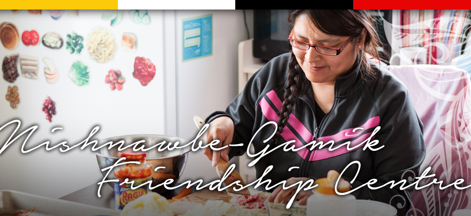 Nishnawbe-Gamik Friendship Centre Slide C