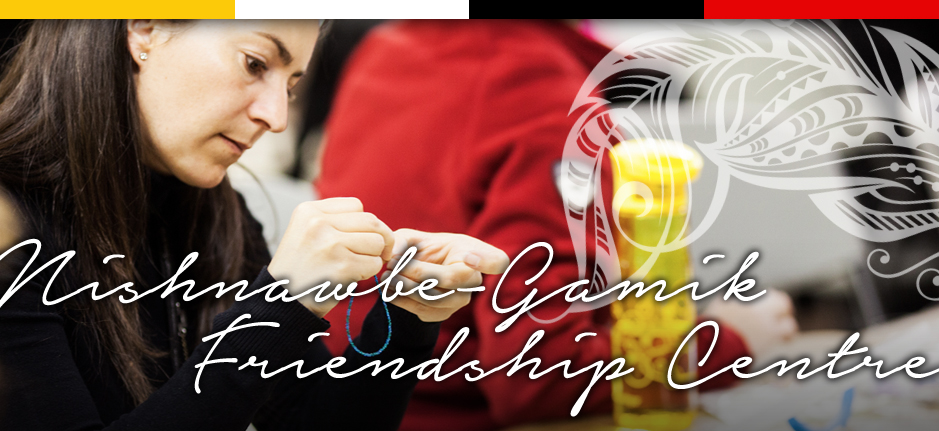 Nishnawbe-Gamik Friendship Centre Slide E